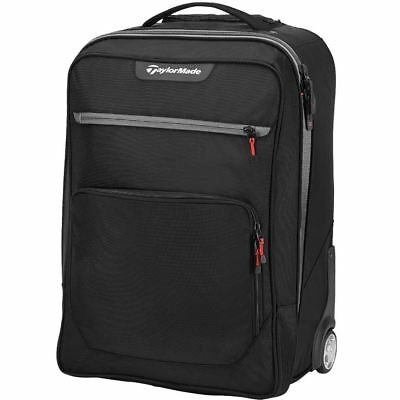 TaylorMade 2017 Players Rolling Golf Carry Travel Bag Mens Luggage Bag-Wheeled