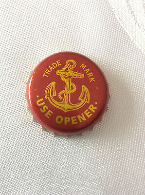 Anchor Brewery Crown Bottle Beer / Ale Cap USA Brand