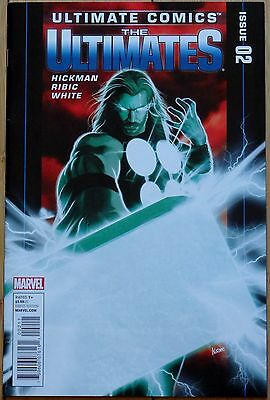 Ultimate Comics The Ultimates Issue #2. Marvel. Hickman & Ribic.