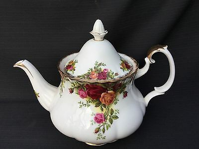 Royal Albert Old Country Rose Medium Size  Tea Pot