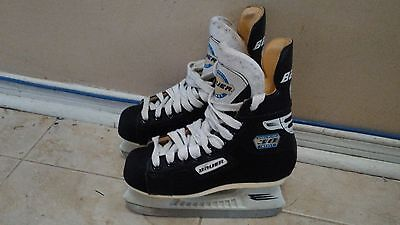 BAUER ICE SKATE SIZE 1d