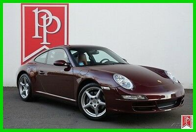 2006 Porsche 911 Coupe 2006 911 C4 Coupe, 3.6L H6 24V, 6-spd Manual AWD, Very clean & great colors