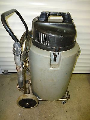 Numatic WVD-2000 Industrial Commercial 110v Twin Motor vacuum Cleaner