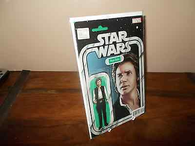 Star Wars #2 Action Figure Variant Cover