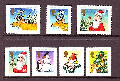 2012 Christmas Set U/m - Below Face