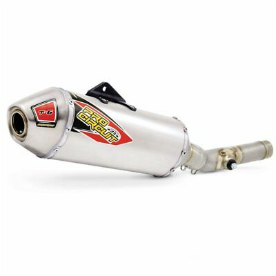 Pro Circuit Suzuki RMZ250 2010-17 T6 Stainless Steel Slip On Muffler
