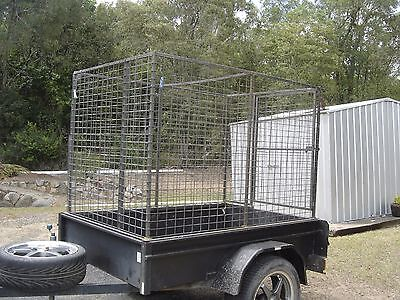 1.8x1.2 TRAILER CAGE (CAGE ONLY)