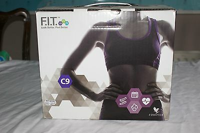 Forever Living Clean 9 Pack - Programme for Weight Loss Vanilla Ultra C9