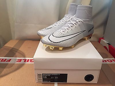 Nike Mercurial Superfly Vitorias CR7 SE FG Football Boots UK 10 Limited Edition