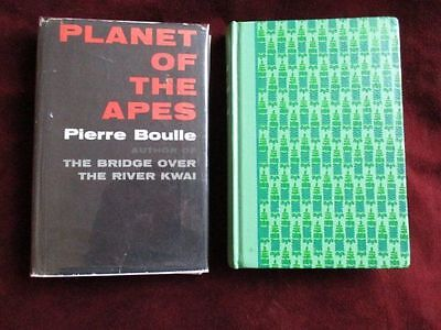 Pierre Boulle - PLANET OF THE APES - 2nd printing (Ex-Library)