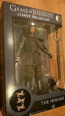 Game Of Thrones Funko Legacy Collection Sandor The Hound Clegane action figure