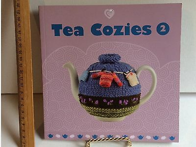 Tea Cozies 2 Knitting Pattern Book Teacosy As New Paperback