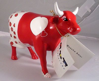"2000 Cow Parade ""Moocho Amour"""