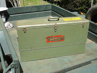 Rota Carpenter Tool Box In Very Good Condition,