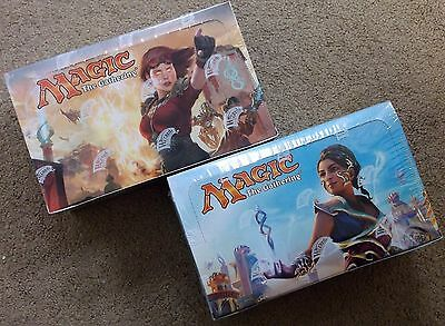 Magic The Gathering Aether Revolt & Kaladesh Booster Box Lot Of 2 Priority Ship