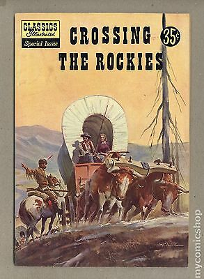 Classics Illustrated Special (1955) #147A GD/VG 3.0