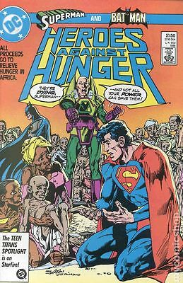 Heroes Against Hunger (1986) #1 VG LOW GRADE