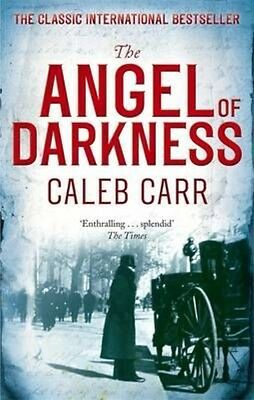 The Angel of Darkness by Caleb Carr Paperback Book (English)