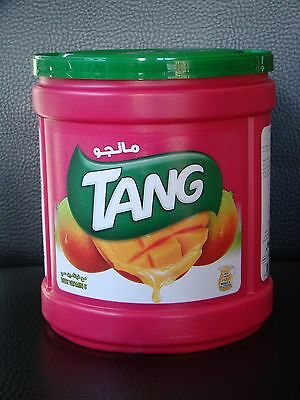 Tang Instant Drink Mix - Powder/Mango Flavor (2.5 kg)