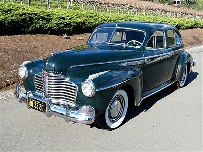 1941 Buick Other Super 8 Series 50 1941 Buick Super 8 Series 50, Fireball Dyna Flash Eight - Left Coast Timepiece