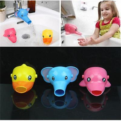 Faucet Extender For Helps Children Toddler Kid Hand Washing in Bathroom Sink Top