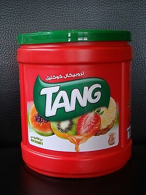 Tang Instant Drink Mix - Powder/Tropical Cocktail Flavor (2.5 kg)