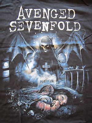 "Avenged Sevenfold - Forever T-shirt size Large ""NEW"""