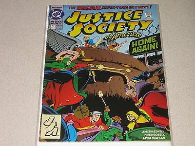Justice Society of America #1 1st Jesse Chambers