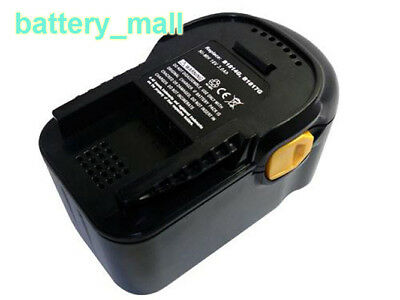 18V 3Ah Battery For UK AEG Combi Cordless Drill BSB 18 G brand new replacement