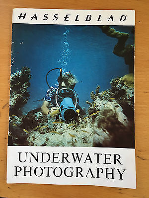 Hasselblad Underwater Photography Guide - Manual - Brochure