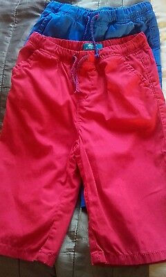 Two Pairs Boys Shorts