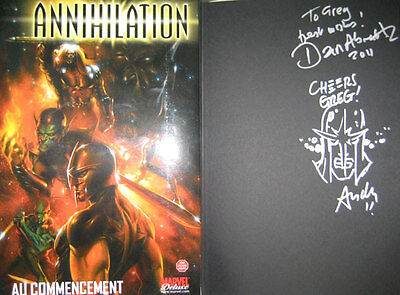 Marvel DELUXE Annihilation tome 1 AU COMMENCEMENT - VF