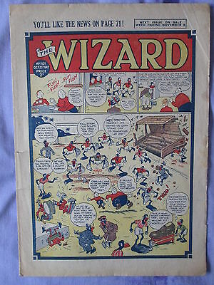 The Wizard Comic No.1151 October 25 1947 D C Thomson