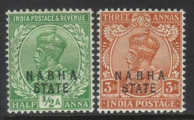 Namibia 1913 Definitives Sg50/53 M/m