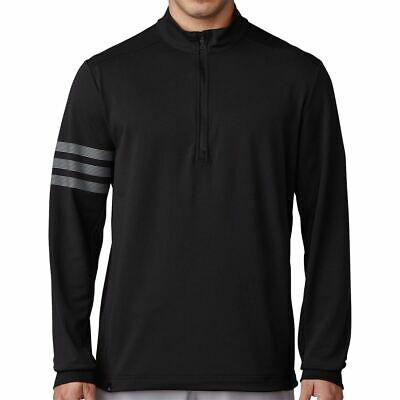 adidas Golf 2018 Climacool® Competition 1/4 Zip Layering Sweater Mens Cover-up