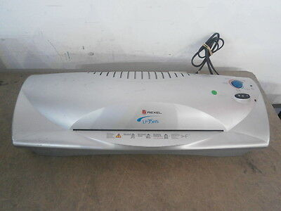 Acco Rexel LP35HS Fast Professional Pouch Laminator ** WORKING ** inc.VAT !