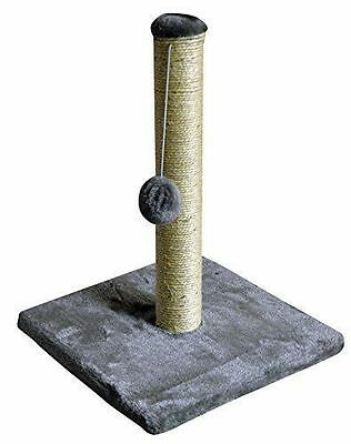 Kingfisher Cat Scratch Play Post Kitten Scratching Pole Stand With Toy Ball