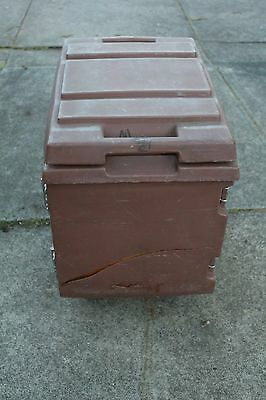 Insulated Food Pan Carrier, 90 Litres, Front Loading, Commercial Kitchen