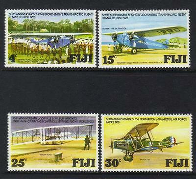 Fiji 1978 Aviation Anniversaries U/m