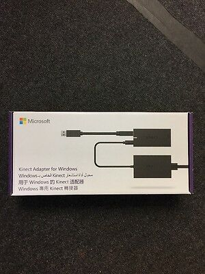 NEW Microsoft Kinect for Windows Adapter (Xbox One)