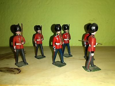 lead soldiers queens guards britains?johillco?