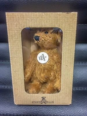 Steiff Club Bear 2002 - Boxed With Certificate