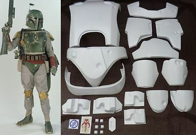 Star Wars - Boba Fett Mandalorian - Complet Armor Kit - Costume Prop Cosplay