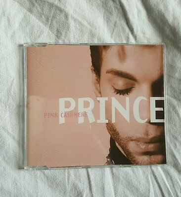 Prince - Pink Cashmere - GERMAN CD Single - 9362-41291-2