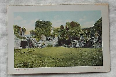 Cir. 1905 G.D & D Postcard Scotland - ROTHESAY CASTLE