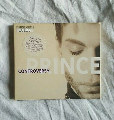 Prince - Controversy - UK CD Single - W0215CD1 (part 1)