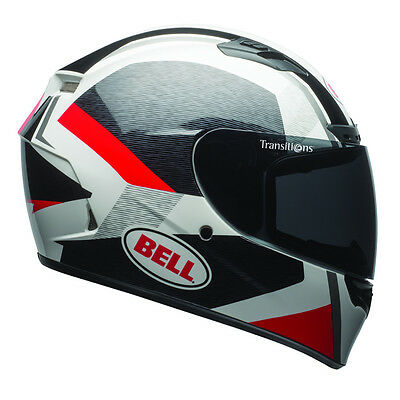 Bell Qualifier DLX MIPS Accelerator Red Black Motorcycle Bike Helmet | All Sizes