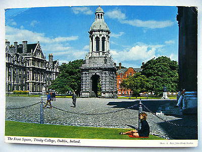 Dublin Trinity College Front Square Hinde 2/96 Used1973