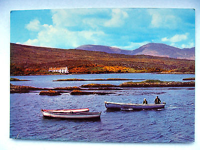Kenmare River Oysterbed Quay Co. Kerry Eason Signal New 1985