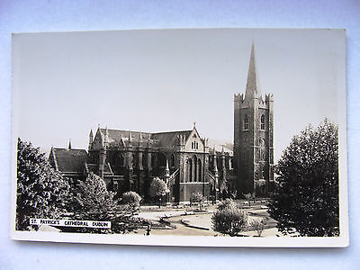 Dublin St. Patrick's Cathedral RP Photocraft New c.1960